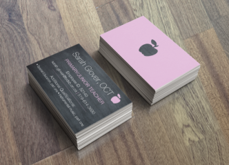 Business Cards Archives Dani Vallis